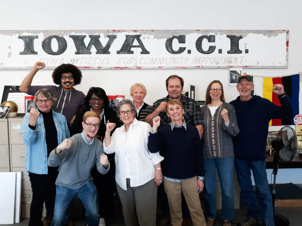 iowa cci staff