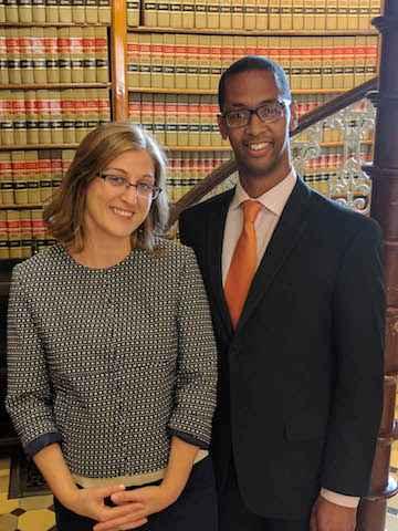 Rita Bettis Daniel Zeno ACLU of Iowa