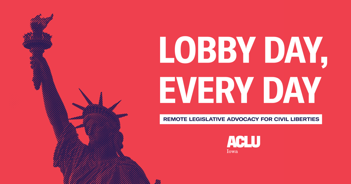 lobby day, every day